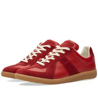 Maison Martin Margiela 22 Replica Low Sneaker Red