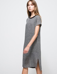 Department Dress Grey Black