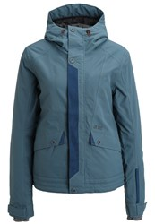 Chiemsee Olympe Ski Jacket Stargazer Blue Grey