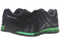 Asics Gel Quantum 180 Tr Black Carbon Silver Men's Cross Training Shoes