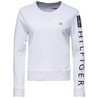 Tommy Hilfiger Th Athletic Venetia Sweatshirt White