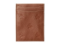 Original Penguin Repeat Deboss Pocket Wallet English Tan Wallet Handbags