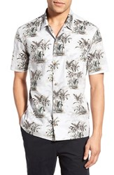 Men's Rodd And Gunn 'Brandon' Cabana Fit Print Camp Shirt