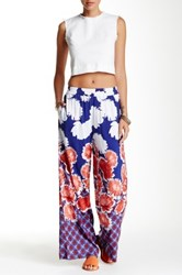 Ganesh Printed Slouch Fit Pant Multi