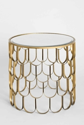 Accent Side Table Urban Outfitters
