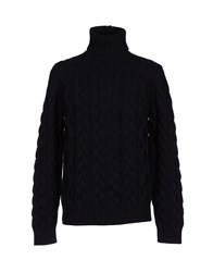 Faconnable Knitwear Turtlenecks Men Black