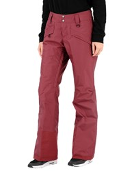 Patagonia Trousers Casual Trousers Women Maroon