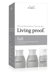 Living Proof Full Travel Kit No Color