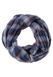 Tom Tailor Scarf Agate Stone Blue Grey