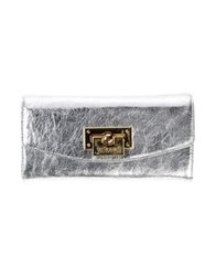 Just Cavalli Wallets Gold