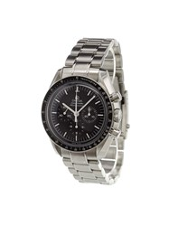 Omega 'Speedmaster Moonwatch' Analog Watch Black