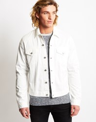Edwin Buddy Jacket White