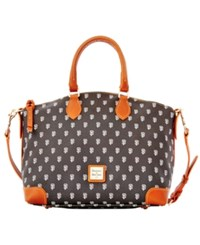 Dooney And Bourke San Francisco Giants Satchel Black