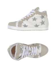 Cartina High Tops And Trainers Beige