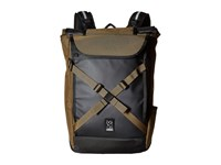 Chrome Bravo 2.0 Ranger Black Bags Brown