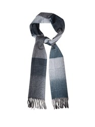Colombo Cashmere Scarf Blue