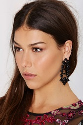Nasty Gal Matte About You Earrings