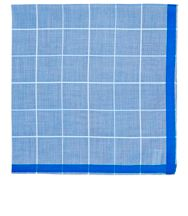 Simonnot Godard Men's Guadrille Handkerchief Blue