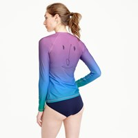 J.Crew Pre Order Rob Pruitttm For Rash Guard In Rainbow Multi