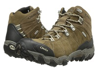 Oboz Bridger Bdry Walnut Women's Hiking Boots Brown