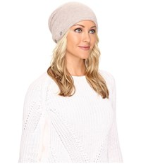 Ugg Luxe Oversized Beanie Natural Heather Beanies Beige