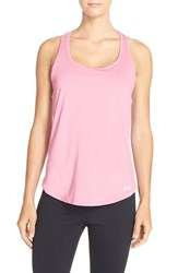 Under Armour Women's 'Fly By' Running Tank Petal Pink