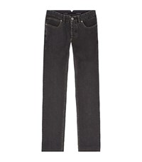 Ermenegildo Zegna Maserati Cotton Jeans Male Blue