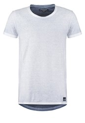 Anerkjendt Tong Basic Tshirt Steel Grey Light Grey