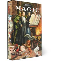 Taschen Magic. 1400S 1950S Hardcover Book Black