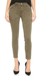 J Brand Genesis Utility Pants Distressed Trooper