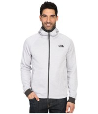 The North Face Norris Point Hoodie Tnf Light Grey Heather Men's Sweatshirt Gray