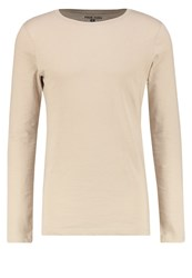 Your Turn Long Sleeved Top Tan