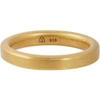 Linda Lee Johnson Women's Gold Huston Ring No Color