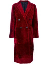 Joseph 'Blazz' Coat Red
