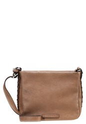 Esprit Across Body Bag Taupe
