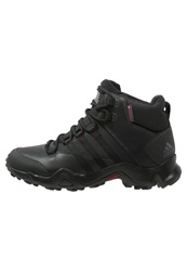 Adidas Performance Cw Ax2 Beta Mid Walking Boots Core Black Vista Grey Power Red