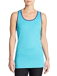 Reebok Play Tank Top Bluebird