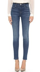 J Brand Maria High Rise Skinny Jeans Activate