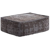 Gandia Blasco Canevas Spaces Soft Abstract Pouf