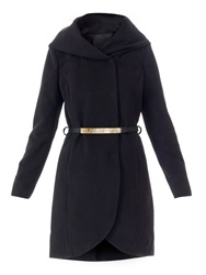 Lavand Elegant Winter Coat Black
