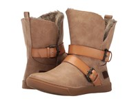 Blowfish Pembe Shr Sand Texas Pu Desert Sand Dyecut Pu Women's Pull On Boots Brown
