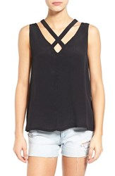 Women's Rvca 'Tidal' Sleeveless Top