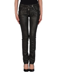 High Jeans Steel Grey
