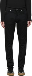 Tiger Of Sweden Black Pistolero Jeans