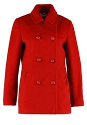Armor Lux Classic Coat Red