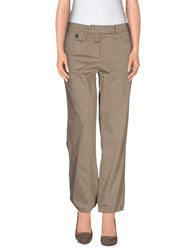 Henry Cotton's Trousers Casual Trousers Women Beige