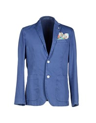 At.P. Co At.P.Co Suits And Jackets Blazers Men Blue