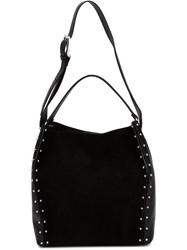 Cnc Costume National Costume National Studded Bucket Tote Black