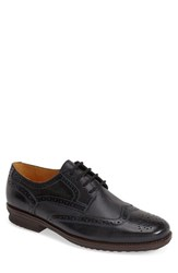 Men's Sandro Moscoloni 'Bond' Spectator Shoe Navy