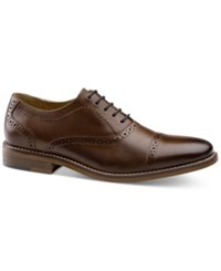 G.H. Bass And Co. Men's Carnell Oxfords Men's Shoes British Tan